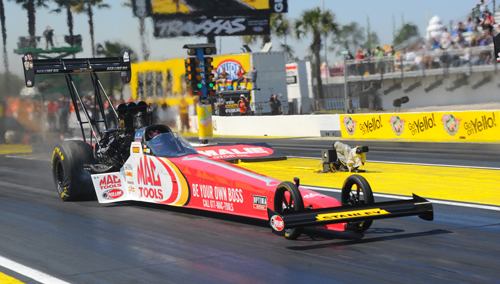 Doug Kalitta is #1 in T/F