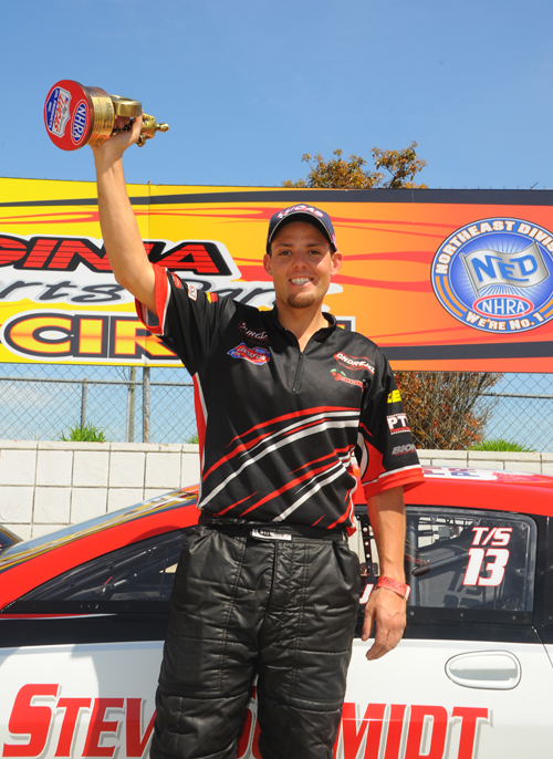 Ryan wants to take back the D1 Top Sportsman title  in 2013