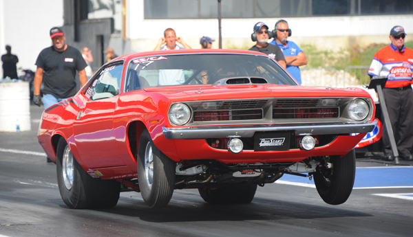 Look for a story on this historic Cuda in a later edition of NDR