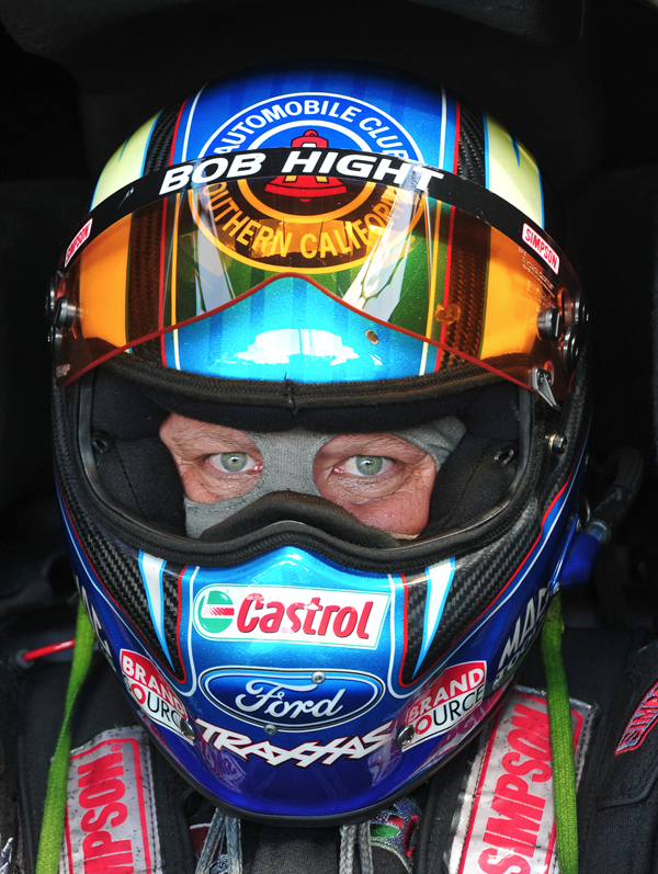 Force Team driver Robert Hight