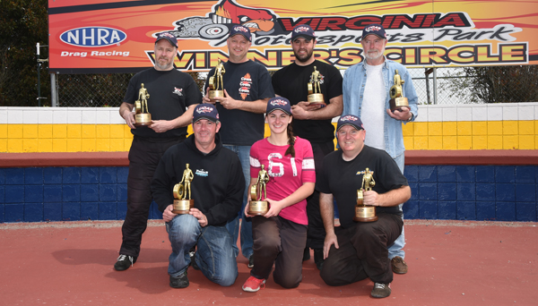 The bulk of the Sportsman winners were crowned Sunday at Richmond
