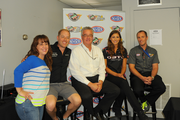 The NHRA announced that starting in 2015, Junior Dragster would allow 5 year old racers in the eliminator
