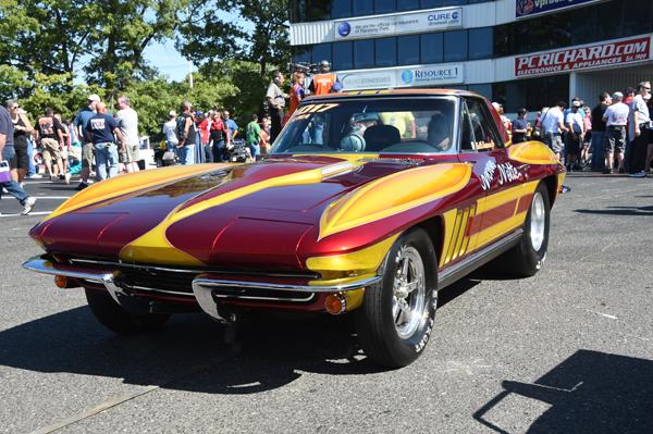 Keith Sansone, 1965 Corvette, Super Stock/H-Automatic, Wynantskill, N.Y.