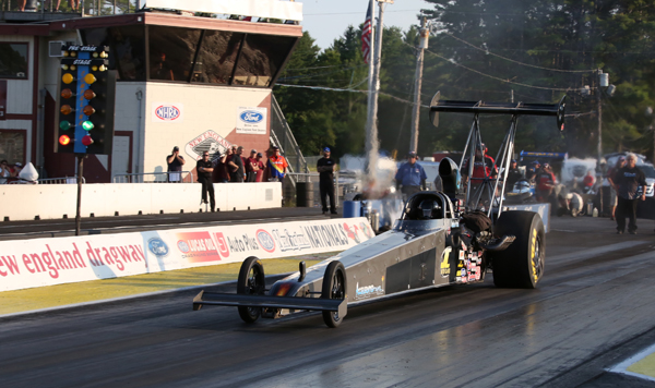 Jackie put the Tom Conway tuned A/FD in the #6 spot with a 5.48