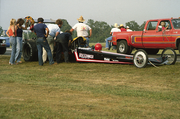 Bob Schmidt's Boilermaker 1980