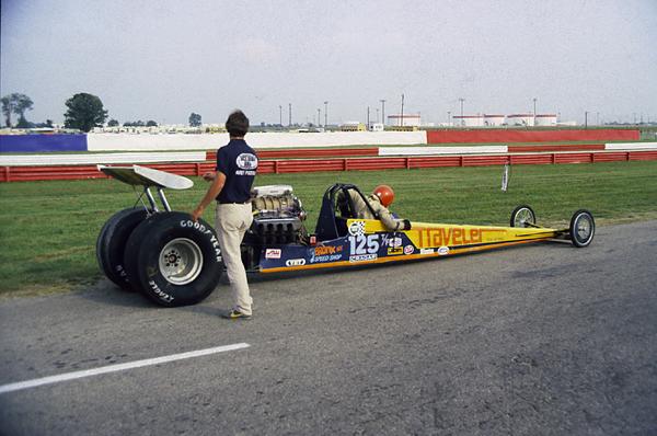 Division 1 racer Tony Cirello