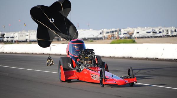 Top Fuel Runner Up Adam Sorokin