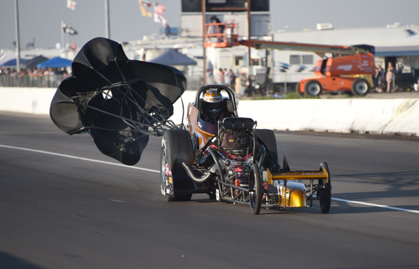 T Bone wins again but this time he had to work for it and showed just how fast the Bogg's prepped T/F can go