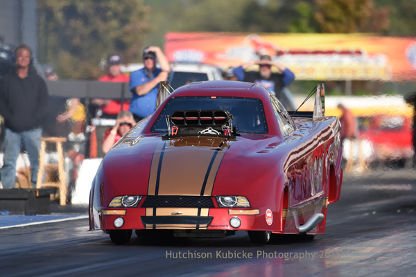 Allentown NJ racer Marie Ferrilo continues to impress with a #4 spot in her new look Mustang. Marie ran a 5.633