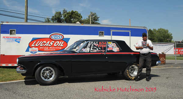 Best Appearing Car went to the Mopar of